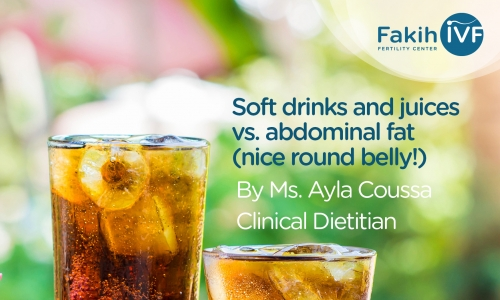 Soft Drinks and Juices Vs Abdominal Fat (nice round belly!)