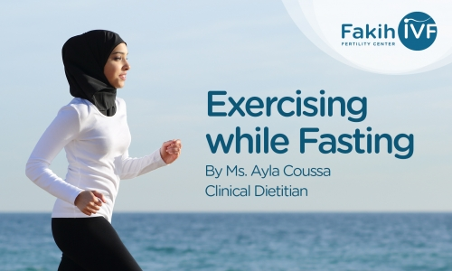Exercising while Fasting