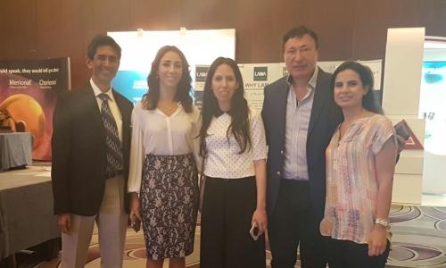 Fakih IVF Lebanon participated at the Gynecology Francophone Symposium