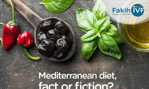Mediterranean diet, fact or fiction?