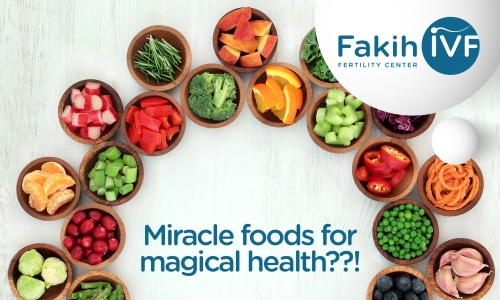 Miracle foods for magical health??!