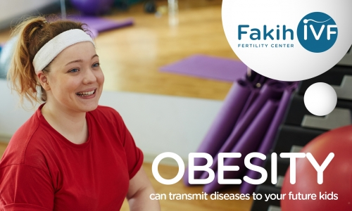 Obesity can transmit diseases to your future kids