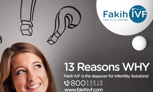 13 Reasons why Fakih IVF is the stopover for Infertility Solutions