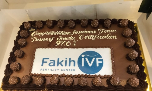 Fakih IVF Successfully completes the JAWDA Data Certification with A grade