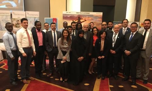 Dubai-Africa Partnership for Better Health