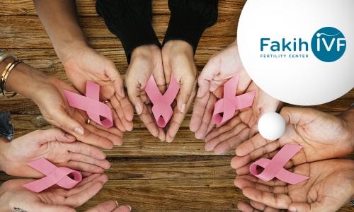 هل يؤثر علاج سرطان الثدي على الخصوبة؟