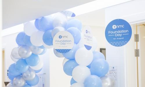 Fakih IVF Dubai celebrates NMC Foundation Day