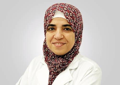 Dr. Lamia Manhi Hamed Salem
