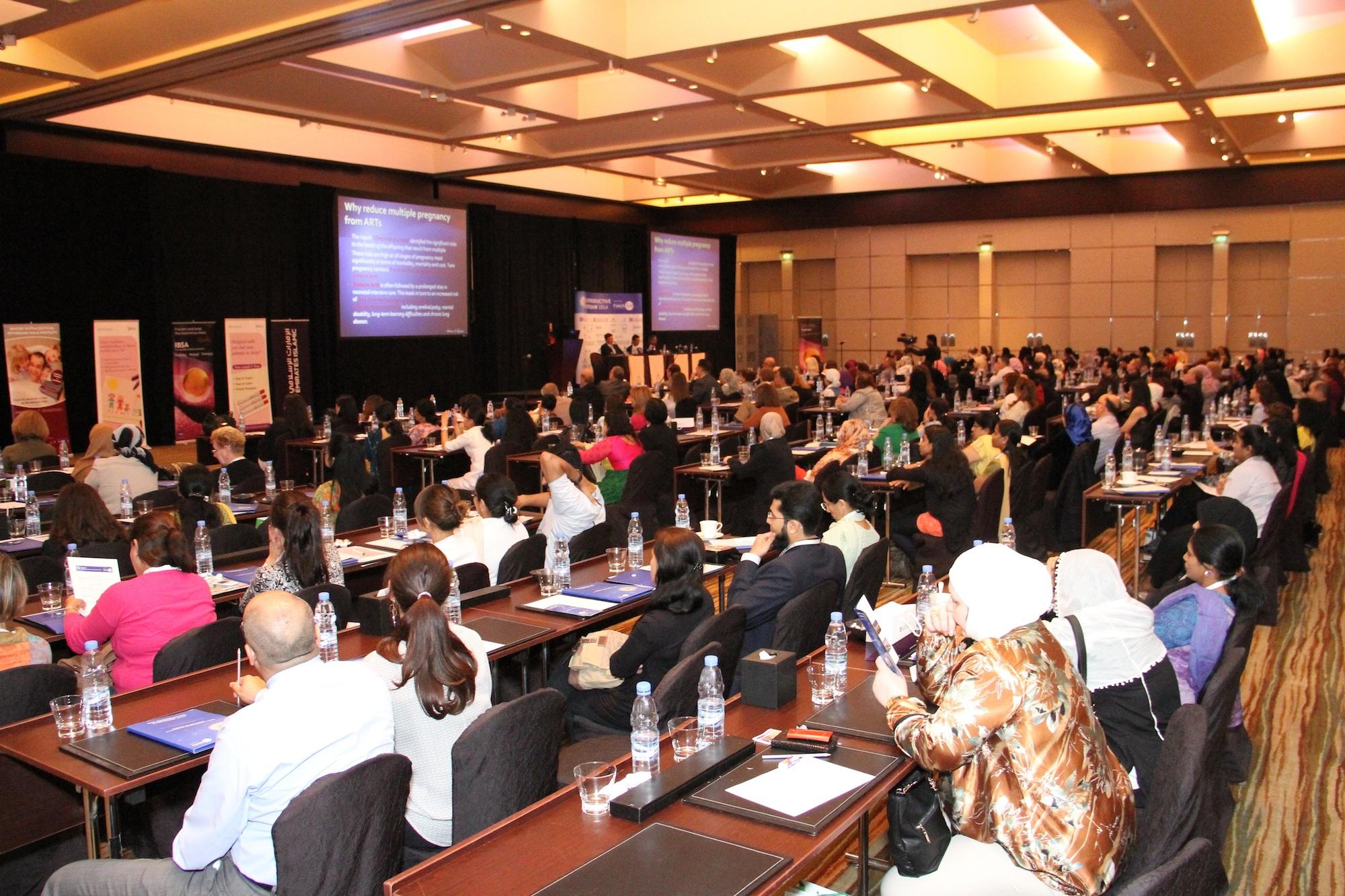 UAE Reproductive Symposium 2014 Fakih IVF